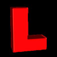 alphabet&L png image.