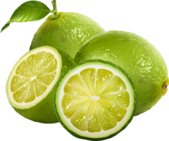 fruits&Lime png image.