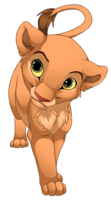 heroes&Lion King png image.