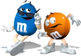 food&M&M's png image.