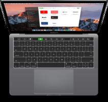 electronics&Macbook png image.