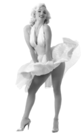 celebrities&Marilyn Monroe png image.