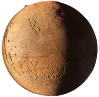 nature&Mars png image.