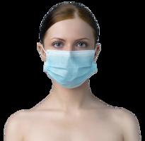 clothing&Medical mask png image.