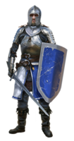 people&Medival knight png image.