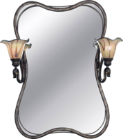 furniture&Mirror png image.