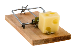 objects&Mouse trap png image.