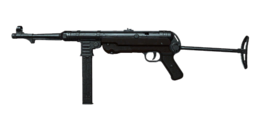 weapons&MP 38/40 png image.