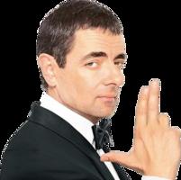 heroes&Mr. Bean png image.
