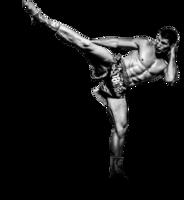 sport&Muay Thai png image.