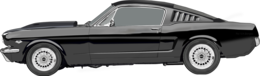 cars&Ford Mustang png image.