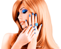 people&Nails png image.