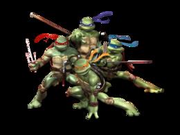 heroes&Ninja Turtles png image.