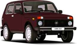 cars&Niva png image.