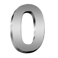 numbers&0 png image.