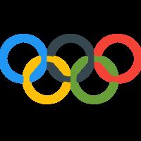 logos&Olympic rings png image.