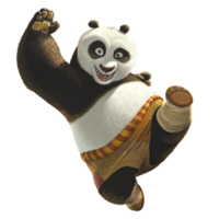 animals&Panda png image.