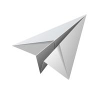 objects&Paper plane png image.