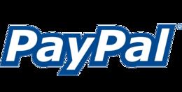 logos&PayPal png image.