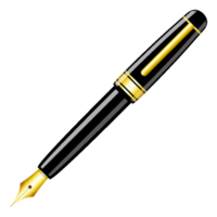 objects&Pen png image.