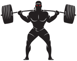 sport & powerlifting free transparent png image.