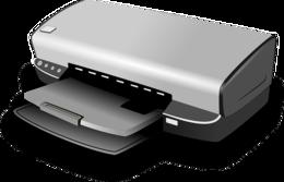 electronics & printer free transparent png image.