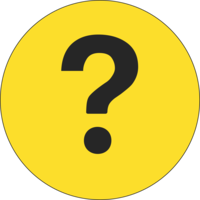 alphabet&Question mark png image.