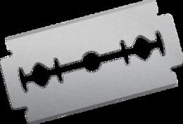 tableware&Razor blade png image.