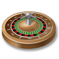 miscellaneous&Casino roulette png image.