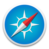 logos&Safari png image.