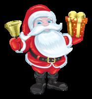 holidays&Santa Claus png image.