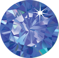 jewelry&Sapphire png image.