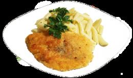 food&Schnitzel png image.