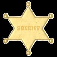 symbols&Sheriff png image.