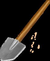 technic&Shovel png image.