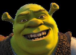 Shrek&heroes png image