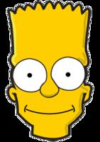 heroes&Simpsons png image.