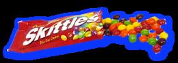 food&Skittles png image.