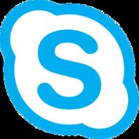 logos&Skype png image.