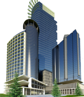 objects&Skyscraper png image.