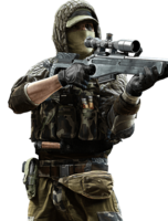 weapons&Sniper png image.