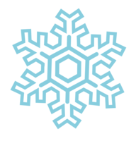 nature&Snowflakes png image.