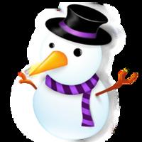 miscellaneous&Snowman png image.