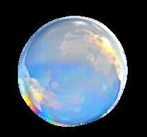 Soap bubbles&miscellaneous png image