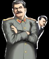 celebrities&Stalin png image.