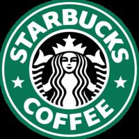 logos&Starbucks png image.
