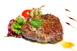 food&Steak png image.