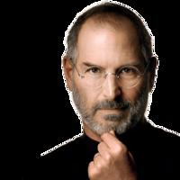 celebrities&Steve Jobs png image.
