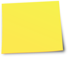 objects&Sticky notes png image.