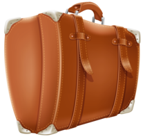 clothing&Suitcase png image.
